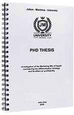 phd printing binding spiral comparison
