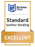 PhD standard leather binding excellent