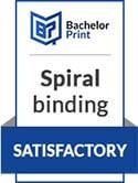 assignment spiral binding satisfactory