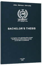 thesis binding premium leather binding