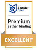 thesis premium leather binding excellent