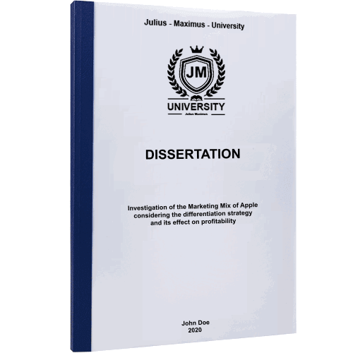 Dissertation printing with thermal binding blue