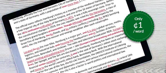 proofreading online