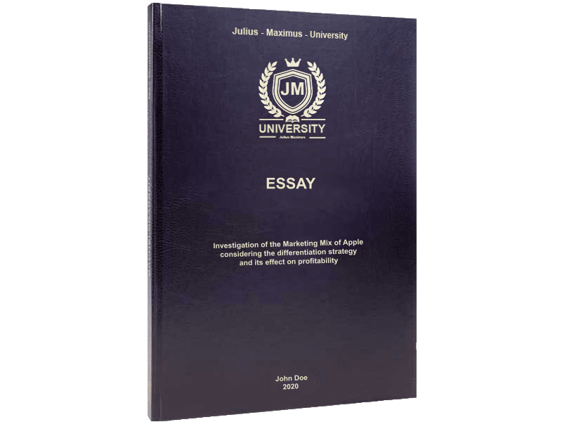 Essay printing binding black leather binding standard