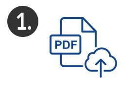 Paper printing binding upload online shop
