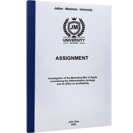 assignment printing binding thermal binding