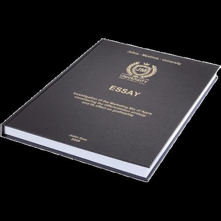 essay printing binding leather binding standard embossing