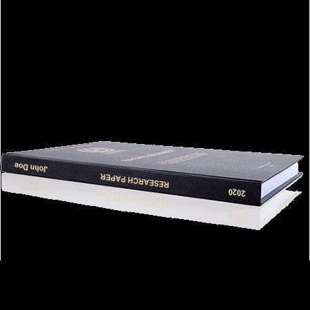 paper printing binding leather binding standard spine