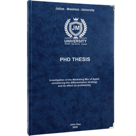 phd printing binding leather binding blue