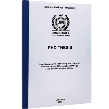 phd printing binding thermal binding