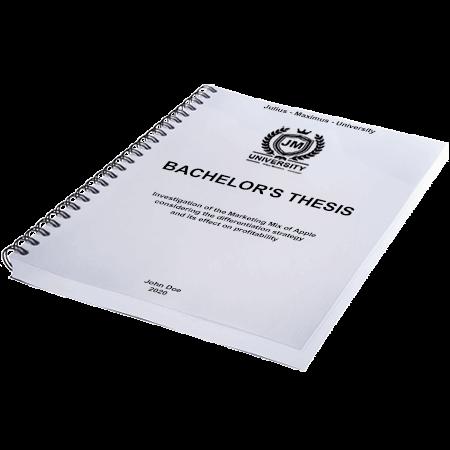 thesis binding black metal spiral