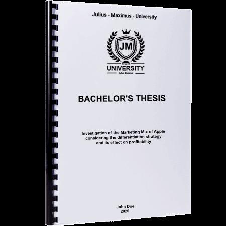 thesis binding with plastic spiral binding