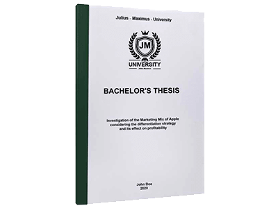 thesis green thermal binding