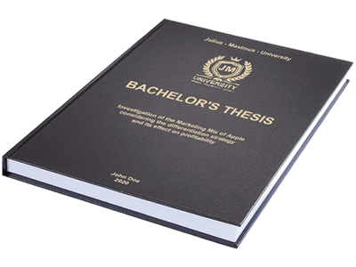thesis premium binding black