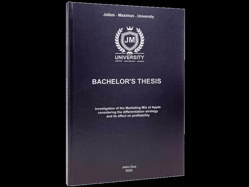 thesis printing binding standard binding