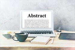 Research Topics How to write an abstract