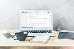 how to transcribe an interview transcription online