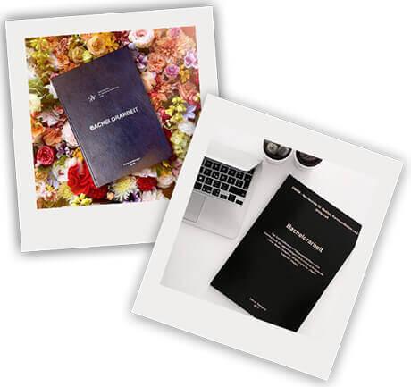 Influencer Marketing BachelorPrint Collaboration Example
