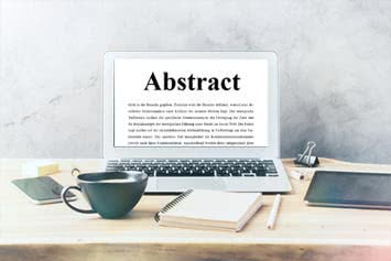 term paper how to write an abstract