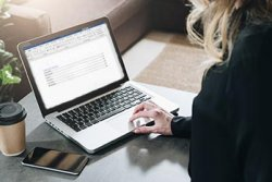 how to write a research paper table of contents example