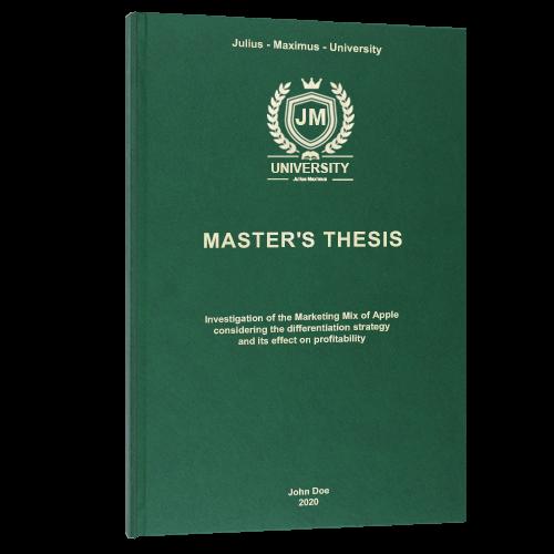 Premium leather book binding green comparison