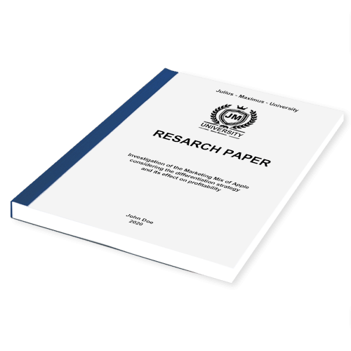 Research paper thermal binding online