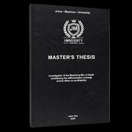 Standard leather book binding black comparison