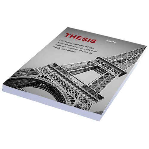 Thesis binding online softcover