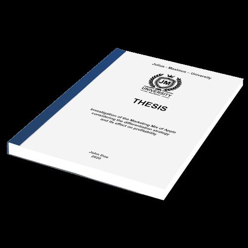 Thesis printing online thermal binding