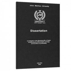 chicago style citation dissertation printing & binding