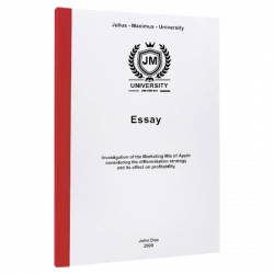 works cited essay printing & binding