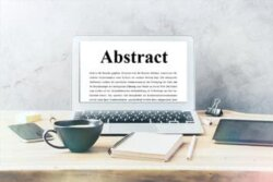 quantitative research how to write an abstract