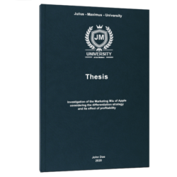 reliability and validity thesis printing & binding