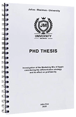 Spiral binding for Austin students