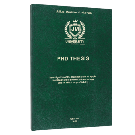 dissertation printing Los Angeles