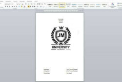 empirical research title page