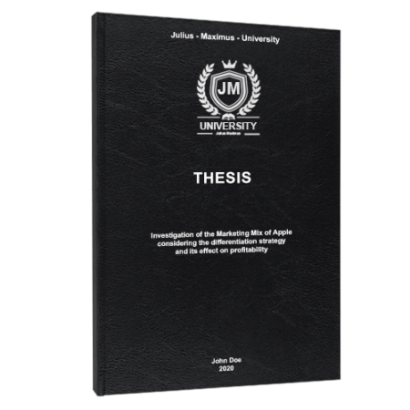 Thesis printing Baltimore