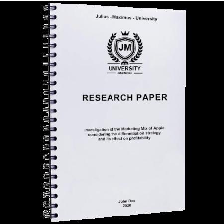 paper binding Princeton